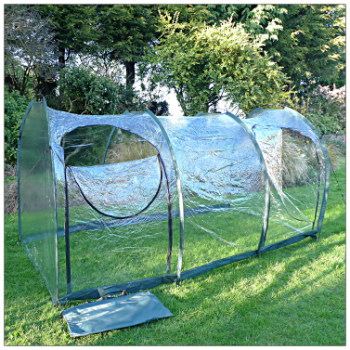 3m x 1.5m Wide Polytunnel Cloche