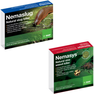 Nemaslug / Vine Weevil Killer Combo Pack