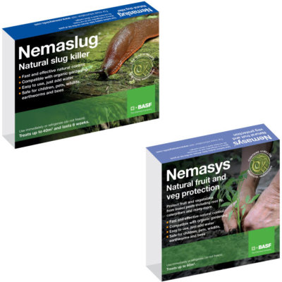 Nemaslug / Fruit and Veg Protection Combo Pack
