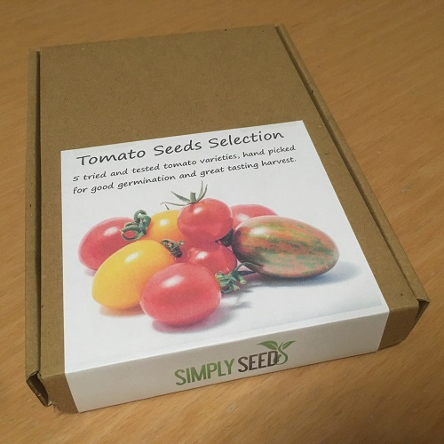 Tomato Seeds Selection Box