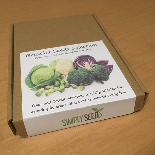 Brassica Seeds Selection Box